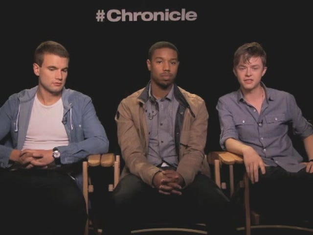 Chronicle captures every teen's fantasy of fighting back, say film's creators