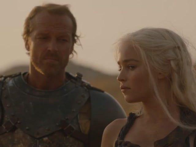 Daenerys Targaryen explains why she probably doesn't want the Iron Throne
