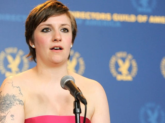 Lena Dunham Speaketh the Truth: Talking About Your Dog in Polite Company Is Just Bad Manners