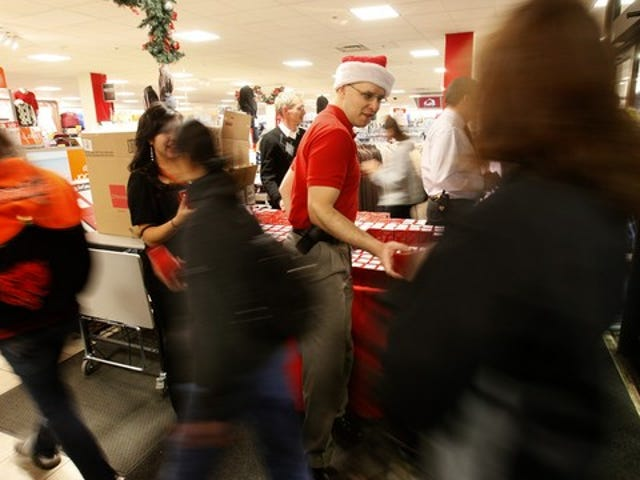 Target Employees Would Like To Occupy Own Homes This Thanksgiving