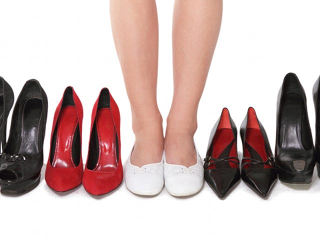 Breaking:  High Heels Make Your Legs Look Good