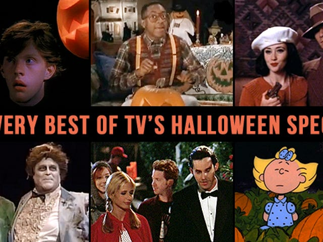 Scary-Good TV: The Best Halloween Specials Ever