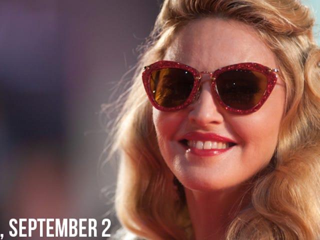 Madonna Blames Thanks Ex-Husbands For Film Career