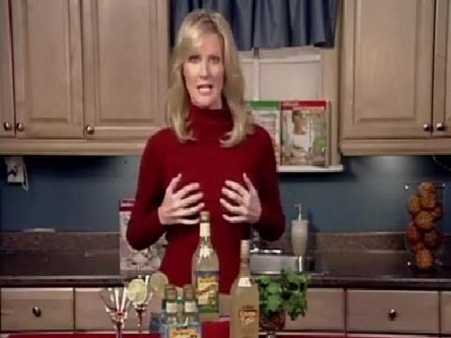 Sandra Lee Seems Like A Pretty Good Time