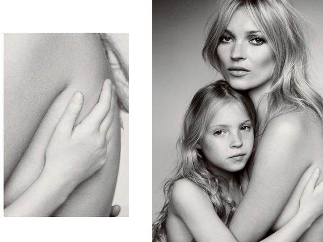 Not Even Celebrity Children Are Safe From Vogue's Airbrushing