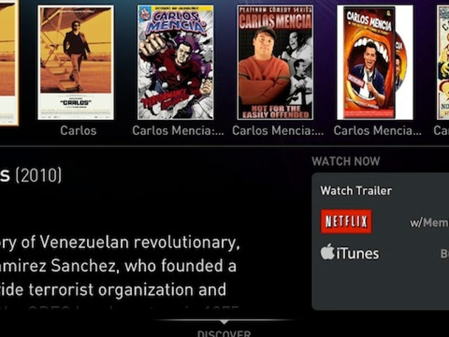 Fanhattan for iPhone Finds Streaming TV Shows and Movies