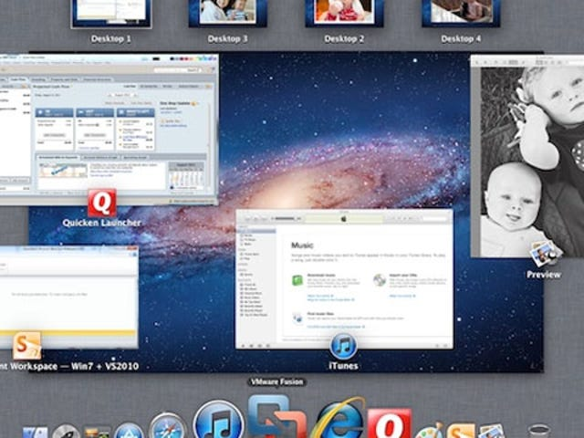 VMware Fusion 4 Redesigned for Lion, Lets You Virtualize Mac OS X