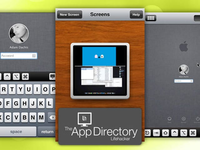 Get Screens, Our Favorite VNC Client for iOS, 50% Off