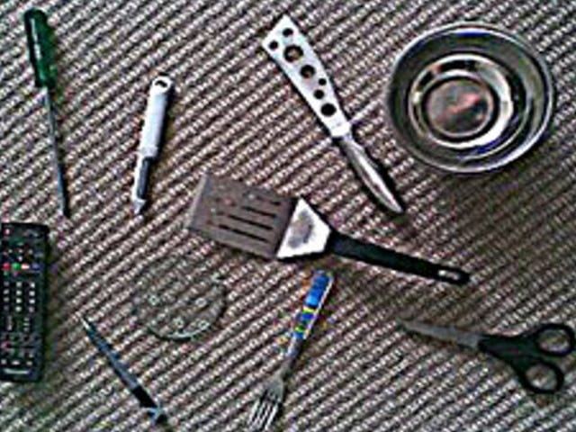 Utilize Daily Objects as Improvised Weapons in Self Defense Situations