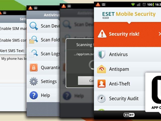 ESET Mobile Security for Android Puts Antivirus, Antispam, Anti-Theft, and System Monitoring All in One Sleek App