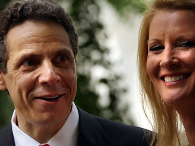 New York Governor Spent $1,383 On Makeup