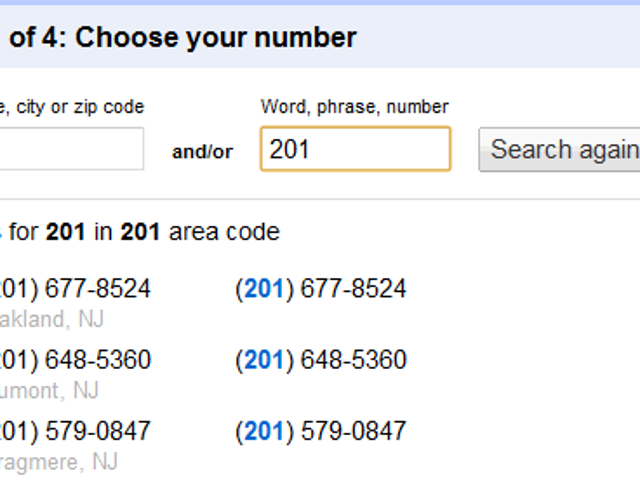 Use a Google Voice Number from Outside the U.S.