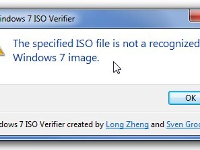 Windows 7 ISO Verifier Ensures Your Downloads Are Legit
