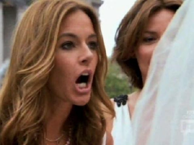 Real Housewives Fight — With Each Other — For Marriage Equality