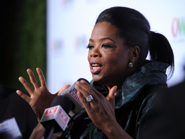 "Oprah To Reveal Core-Shaking ""Family Secret"""