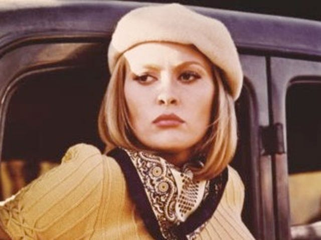 Stick A Fork In Faye Dunaway