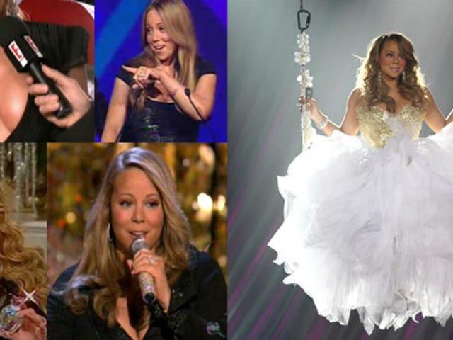 The Year In Mariah Carey