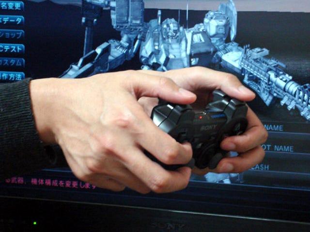 En komplisert måte å holde PlayStation-kontrollere på