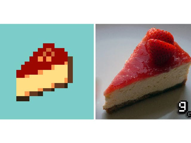 Turning Video Game Food Into Real, Delicious Food