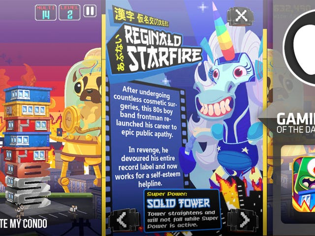 Monsters Ate My Condo is Colorful Candy-Coated Kaiju Madness