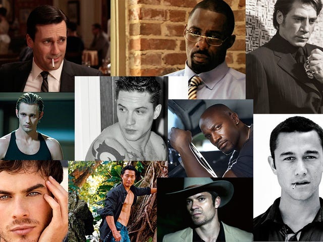 Vote: Who's Really The Sexiest Man Alive?