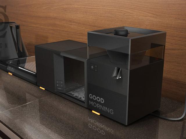 Xbox 360 Designers Cook Up Modular, Imaginary Kitchen
