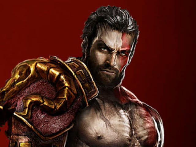 Play God Of War III (Again) As Kratos' Hairier Brother
