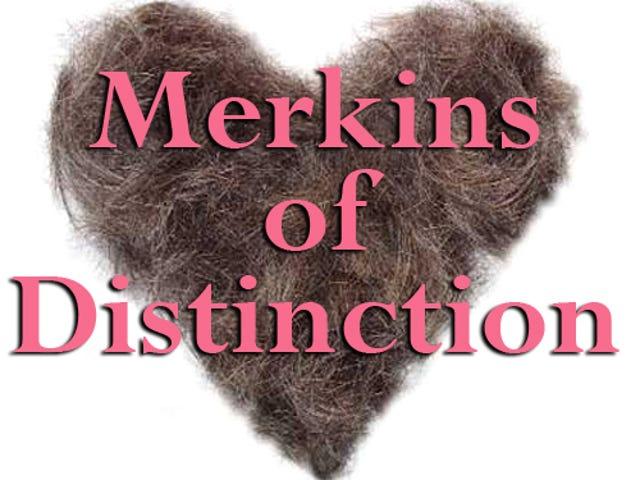 14 Famous Merkins [NSFW]