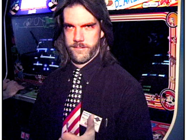 Billy Mitchell Again Is Champion Of Donkey Kong — And Jr. Too