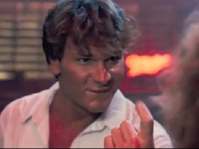 A Tribute To The Singular Masculinity Of Patrick Swayze