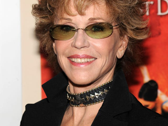 """Jane Fonda On Her Plastic Surgery: """"I'm Going To Tell The Truth"""""""