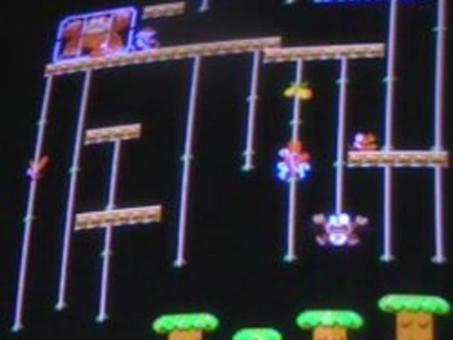 Wiebe Reclaims Donkey Kong Jr. World Record