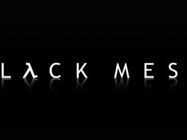 It's Your Annual Black Mesa Update