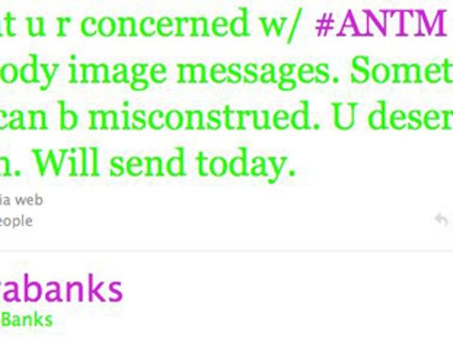 Tyra Blames Editing For ANTM Waist Fetish