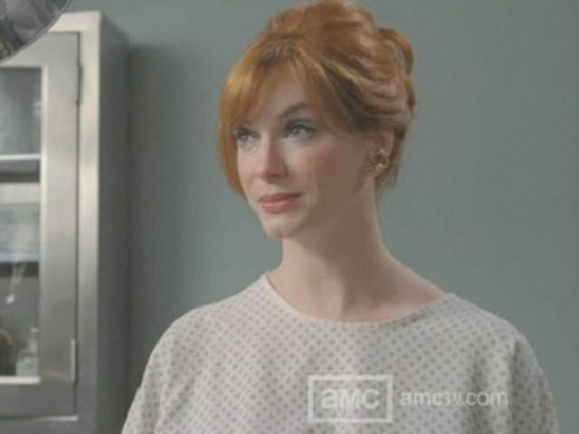 Mad Men: See Joan's Trip To The Gyno