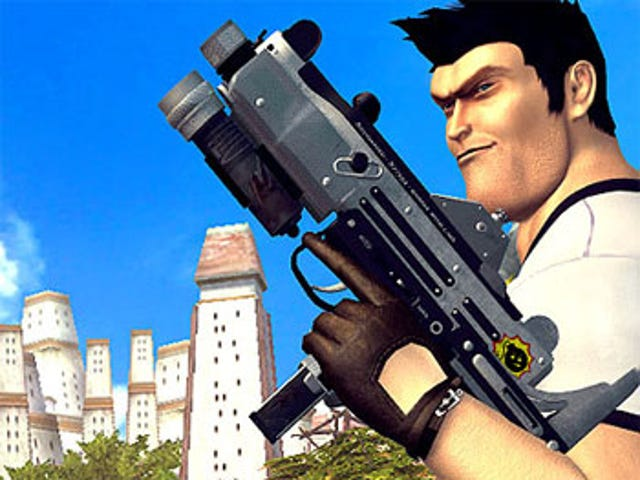 Why Hello There Serious Sam 3