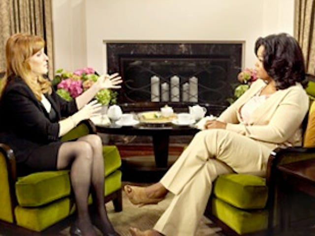 Will Oprah And Sarah Ferguson Make TV Magic?