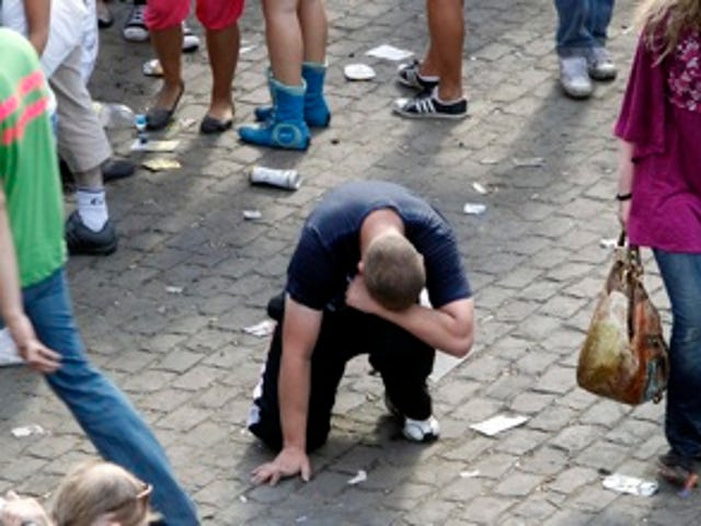 15 People Die In Stampede At German Music Festival