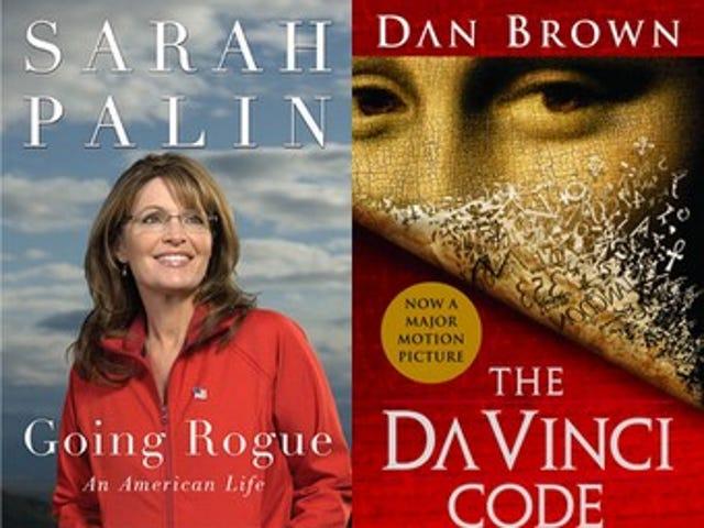 Sarah Palin Is The Next Dan Brown