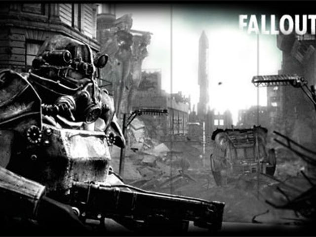 Fallout 3 Review: Wasting Away Again In Radiationville