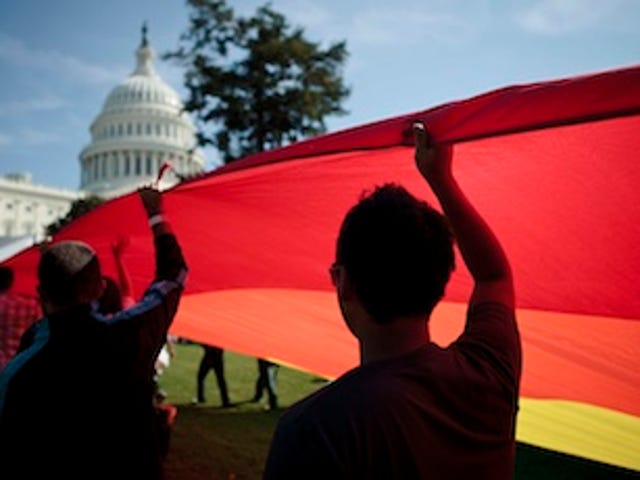 Gay Couples To Be Protected Under Anti-Violence Act