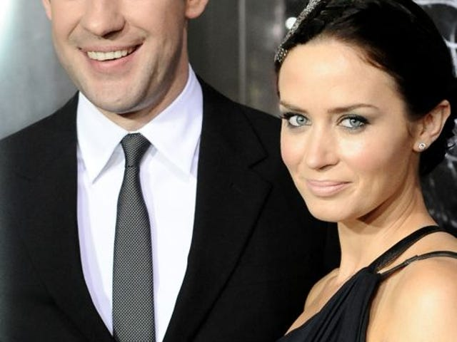Details On The Blunt-Krasinski Wedding; Cameron Diaz Is Dating A-Rod