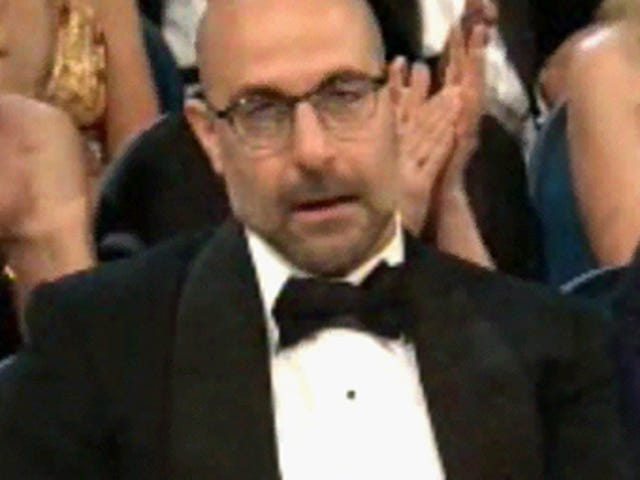 Gif Wrap: Animated Celebs At The Academy Awards