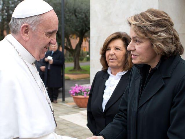 Pope Horrifies Conservative Catholics by Saying Women Have 'Fundamental' Value