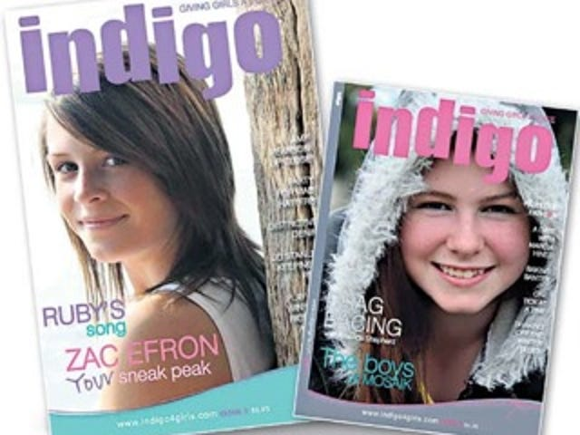 "Indigo Magazine Reaches Out To ""Real Girls"""