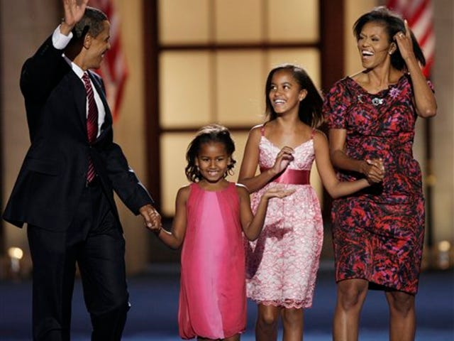 How Should The Obama Daughters Be Dressed?