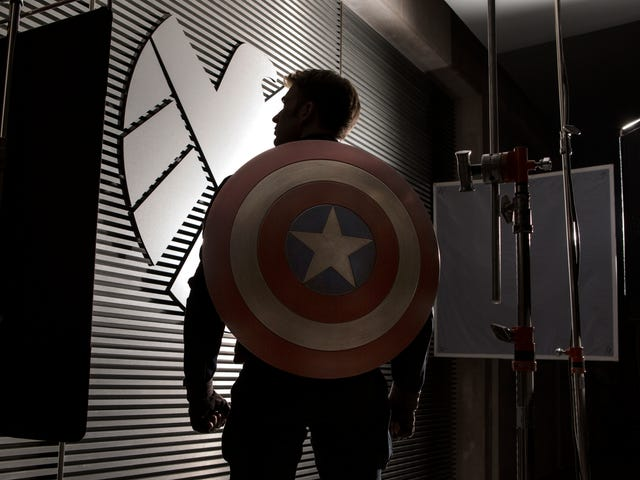 First official image for Captain America: The Winter Soldier