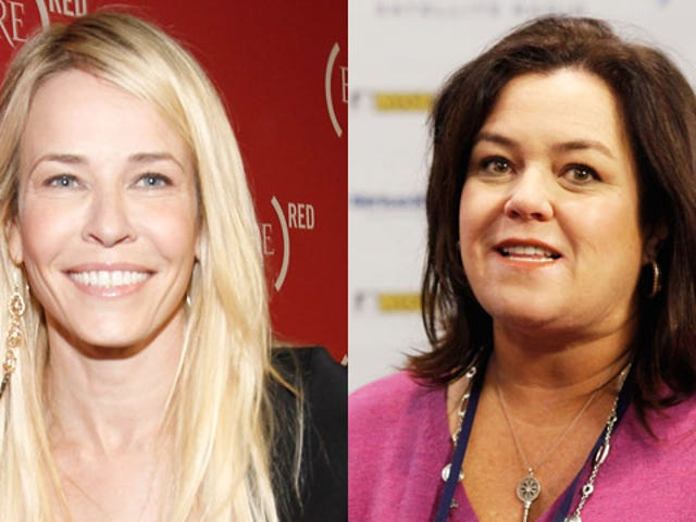 Chelsea Handler Would Never Sleep With A Dwarf Because It'd Be 'Child Abuse'