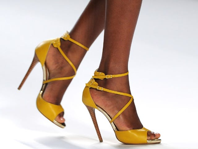 Your Insistence on Wearing High Heels Is Ruining Your Life