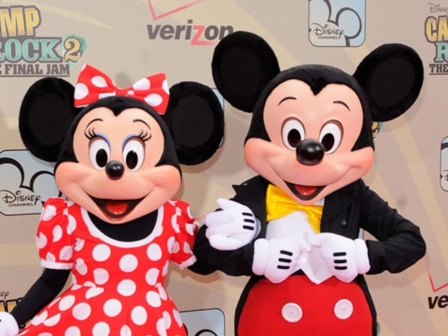 Disneyland to Be Overrun by Terrifying Goatees, Mustaches, Beards